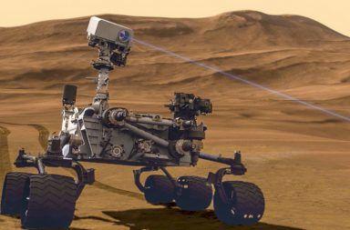 سبعة أحداث رائعة لمركبة كيوريوسيتي خلال سنواتها السبع على المريخ أحداث حصلت على المريخ بيئة الكوكب الأحمر الروبوت الذي على الكوكب الأحمر