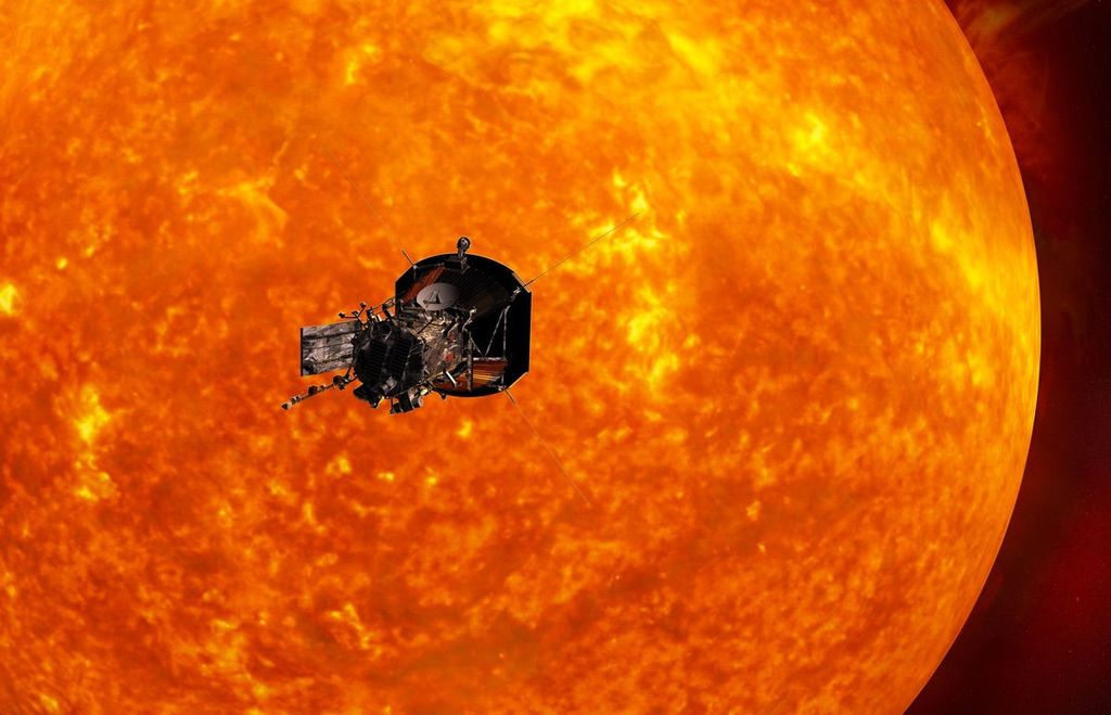 هل بامكان المركبات الفضائية السفر الى الشمس ؟ الجواب هو نعم ، و سيحصل ذلك قريبا