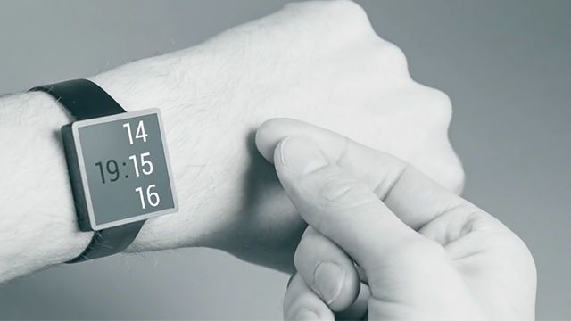 سولي حركات اليد غوغل استشعار الذكاء الصناعي