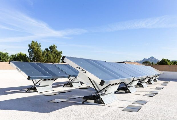 اختراع جديد في مجال الطاقة الشمسية بإمكانه تزويد الكهرباء والمياه النظيفة للملايين