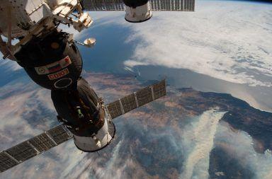 ما الذي يمنع محطة الفضاء الدولية من السقوط والارتطام بالأرض لماذا تبقى محطة الفضاء الدولية في المدار المخصص لها الجاذبية القذيفة