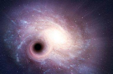 وفقًا لعلماء هارفرد قد تخلق إشعاعات من الثقب الأسود حياة! (النواة المجرية النشطة) أقراص دوامية الشكل من الغاز والأتربة الإشعاعات الصادرة من الثقب الأسود