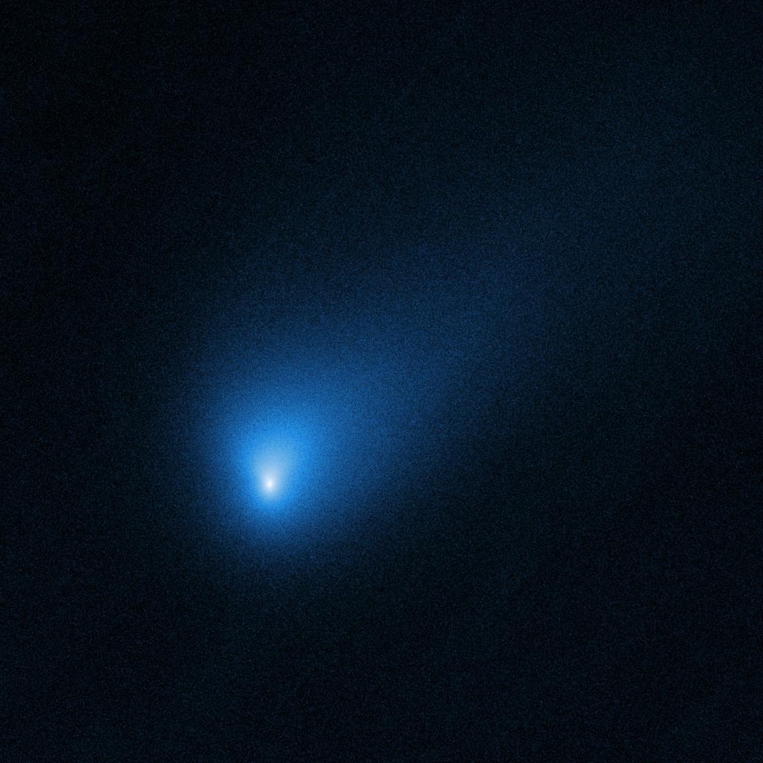 مذنب بين نجمي يحتوي على مياه مصدرها خارج نظامنا الشمسي تركيب المواد المنبعثة من المذنب العمليات الكيميائية والفيزيائية الحادثة في الأقراص النجمية