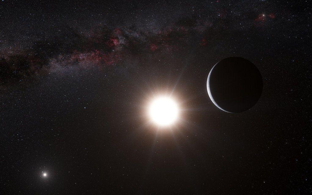 ألفا سنتوري (رجل القنطور): أقرب نظام نجمي إلى الشمس