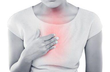 التهاب المنصف: الأسباب والأعراض والتشخيص والعلاج تورم وتهيج في منطقة الصدر بين الرئتين تمزق في المريء التهاب في منطقة الصدر
