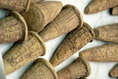 الرياضيات عند السومريين و البابليين