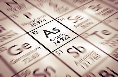منبر البحوث المتخصصة والدراسات العلمية  يشاهده  23456 زائر Table-of-elements-focus-on-arsenic-384x253