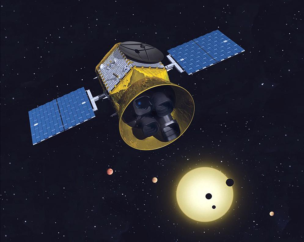 مسبار ناسا لاصطياد الكواكب ينضم للبحث عن الكائنات الفضائية الذكية