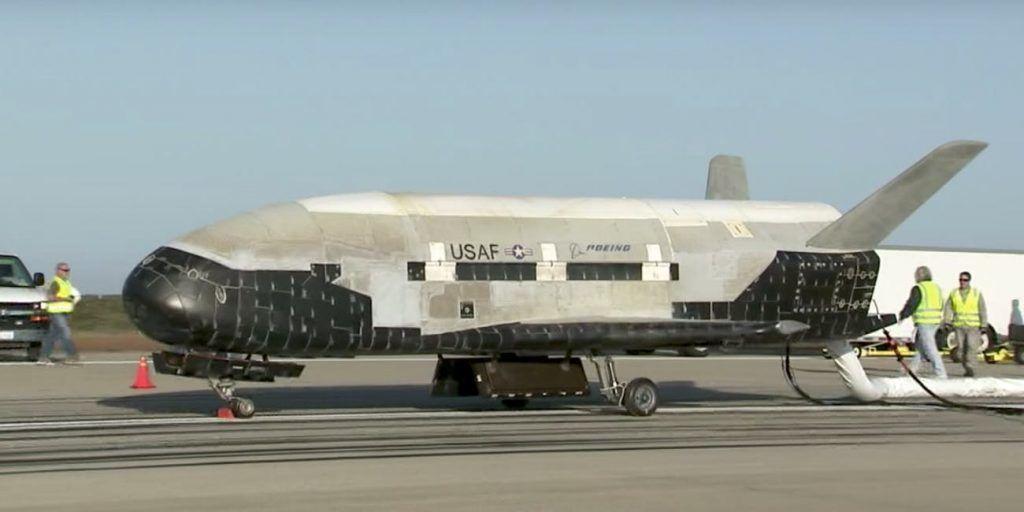 المركبة X-37b