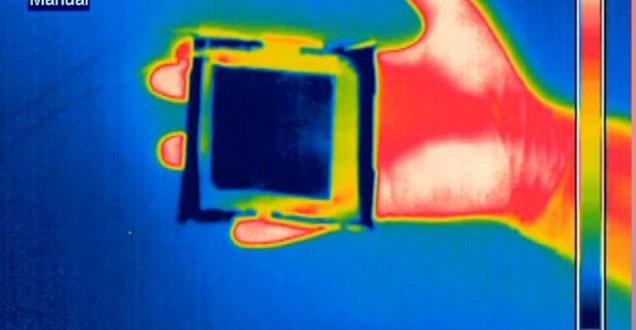 التمويه بالمواد الكمومية قد يخفيك عن كاميرات الأشعة تحت الحمراء! - تصوير الأشخاص والأجسام الأخرى بسبب الحرارة المنبعثة منها