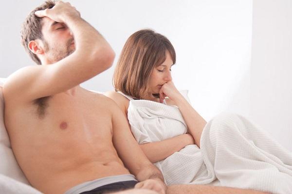 لماذا يعد اختلاف الرغبة الجنسية مشكلة كبيرة بين الزوجين؟ - حالات يرغب فيها أحد الشريكين في ممارسة الجنس في حين يرفض الآخر