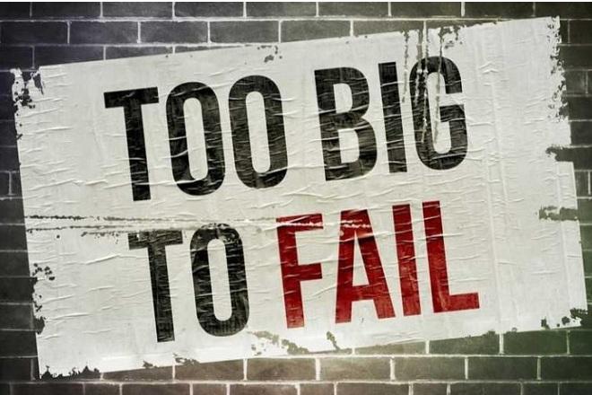 مبدأ (أكبر من أن يفشل) - حالات التدخل الحكومي عندما تكون بعض الشركات شديدة التأثير في الاقتصاد - الخسائر الناجمة عن السماح بحدوث فشل اقتصادي