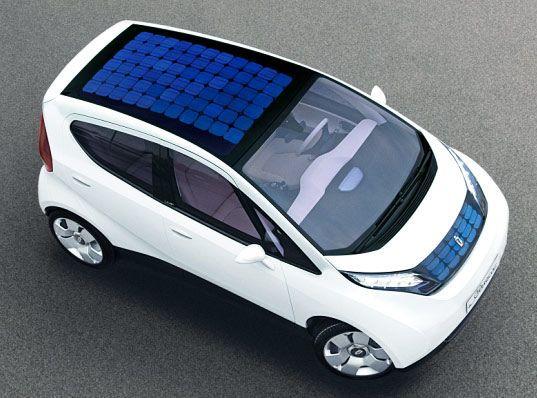 لم لا يصنع أحد سيارة تعمل على الطاقة الشمسية ؟
