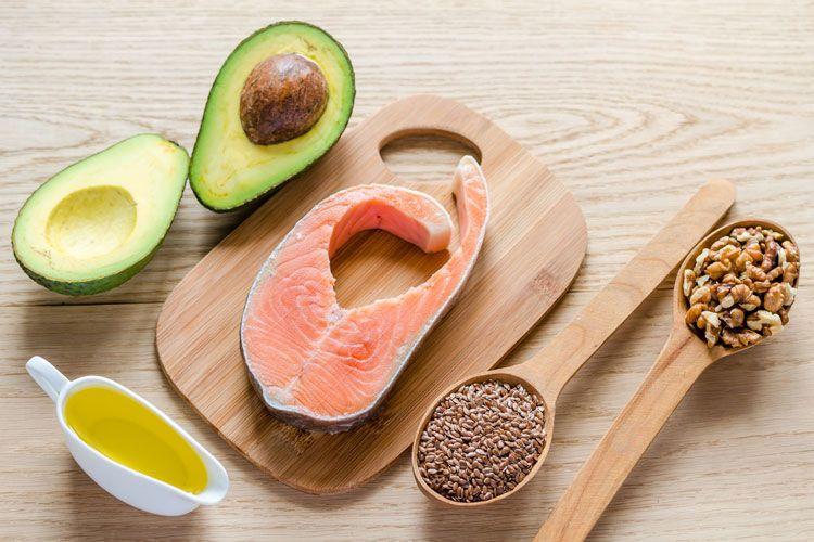 الدهون غير المشبعة