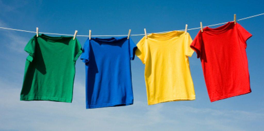 كيف ولماذا تجف الملابس في درجات الحرارة الإعتياديّة؟