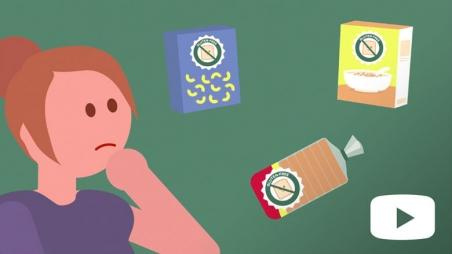 الحمية المناسبة لمرضى الداء الزلاقي - الأطعمة التي لا يجب لى مرضى الداء الزلاقي تناولها - مرض يصيب الأمعاء الدقيقة ويمنع امتصاص المُغذيات من الطعام