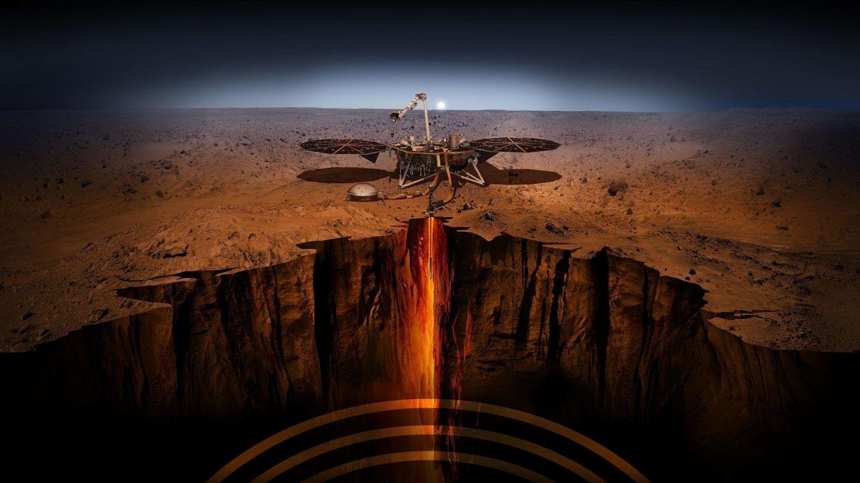 هل يمكن أن تكون الحياة على المريخ عميقًا تحت السطح