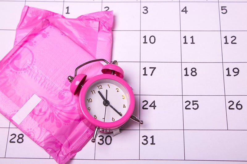 ما هو احتباس الدورة الشهرية ؟ وكيف يمكن علاجه؟ - غياب الدورة في أثناء فترة خصوبتكِ الممتدة منذ بلوغك وحتى سن اليأس - الحمل والرضاعة