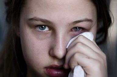 ما هو العمى الهستيري التوتر الزائد على حياة الشخص العمى الناتج عن الاضطرابات التحولية اضطرابات الأعراض الوظيفية العصبية التأقلم على نمط جديد من الحياة