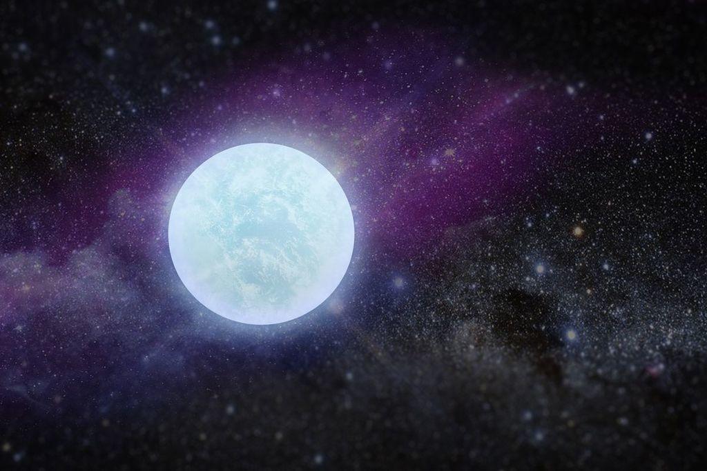 القزم الأبيض الاقزام البيضاء النجوم