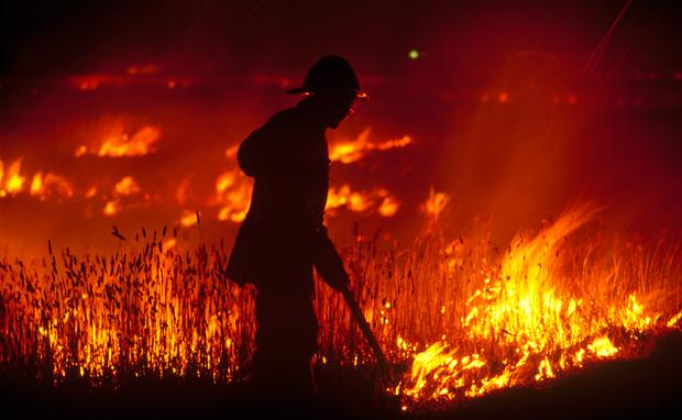 حرائق الغابات الأسترالية مرعبة.. والأسوأ لم يأت بعد - تحديات الطقس والمناخ التي تعصف بكوكب الأرض - هطول الأمطار الغزيرة - الجفاف
