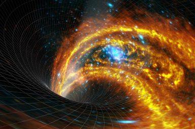 ربما تمكنا أخيرًا من رصد إشعاع هوكينغ المتسرب من الثقوب السوداء - الأمواج الثقالية أو الجاذبية gravitational waves - نظرية أينشتاين النسبية العامة